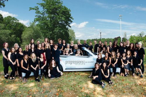 progressions team - salon today 200