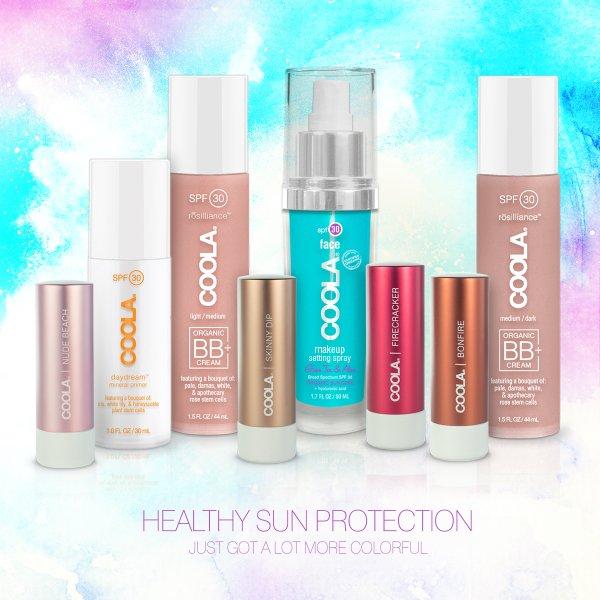 coola sunblock - all natural best sunscreen