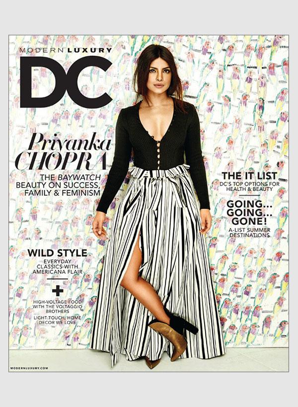 "We made DC Magazine's ""It List""."