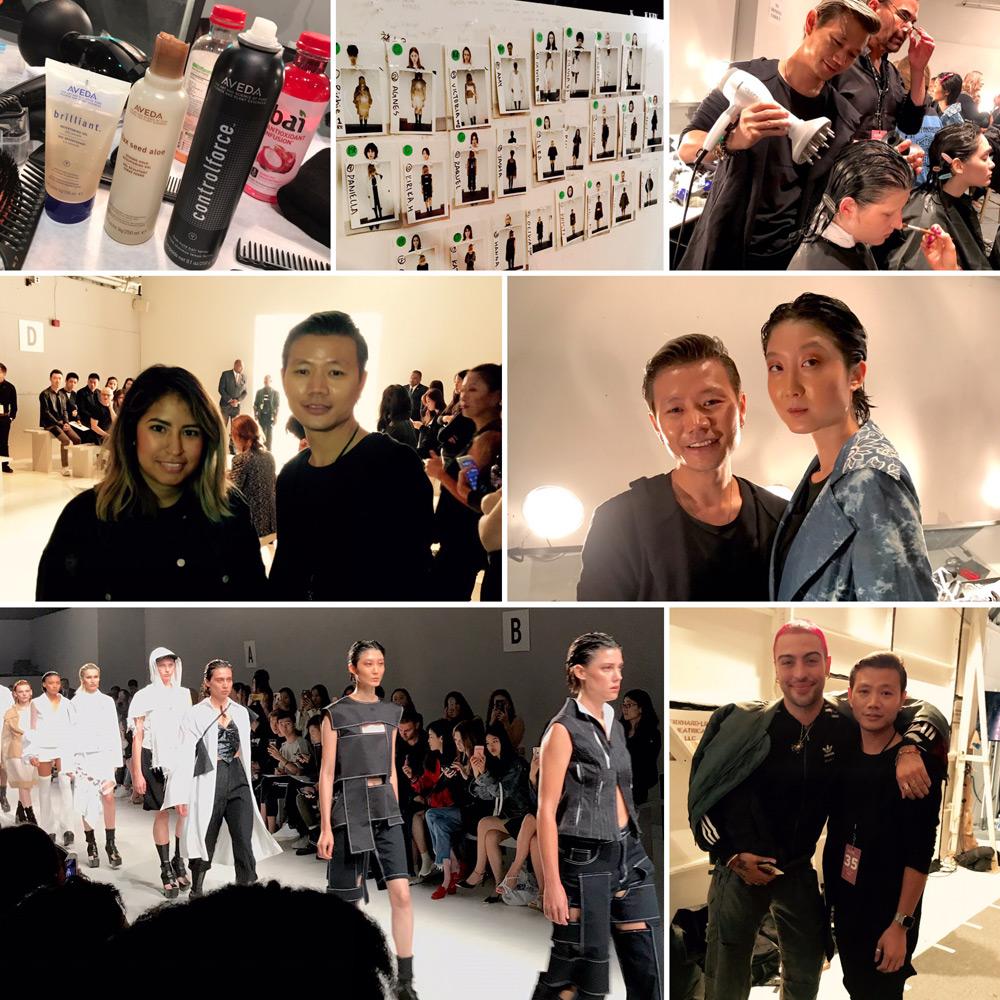 Progressions on New York Fashion Week