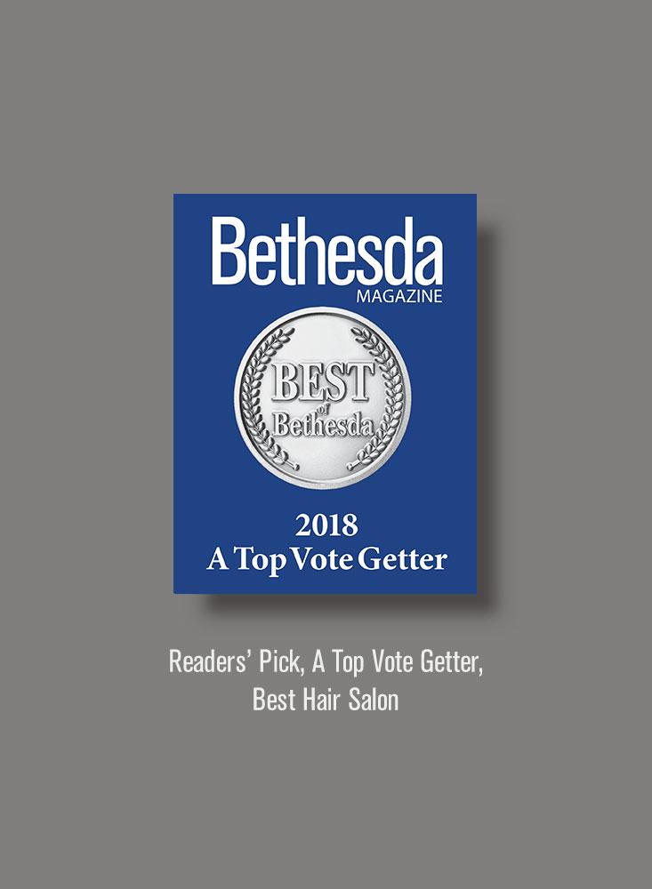 2018 Best Salon in Rockville