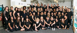 Progressions Salon and Spa Team in Rockville, Maryland