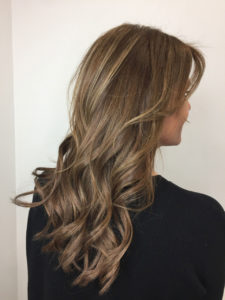 Hair extensions at Progressions SalonSpa Store