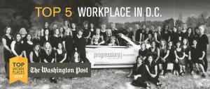 Progressions Salon Spa Store - Top Work Places 2016