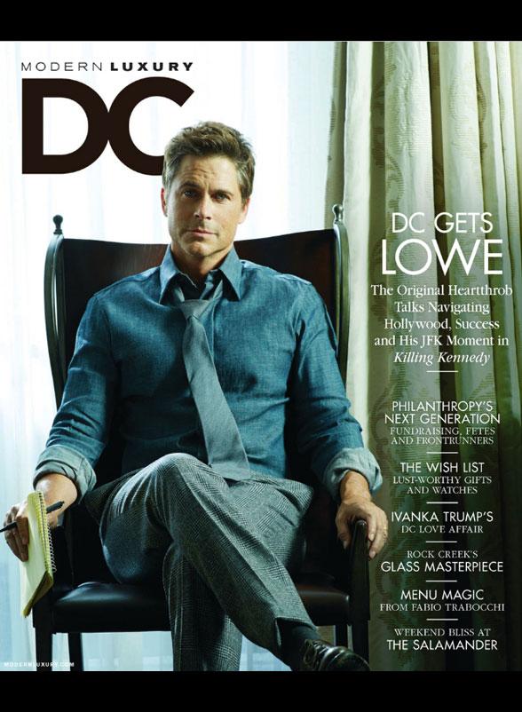 Modern Luxury Magazine