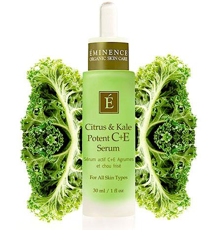 eminence organic serum