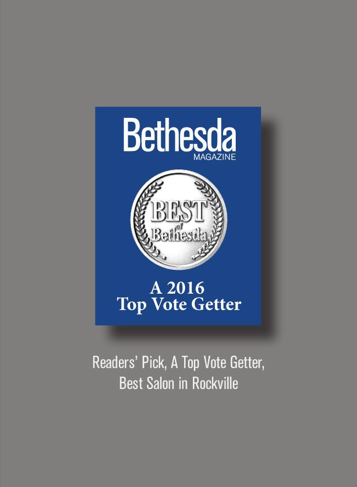 2016 Best Salon in Rockville