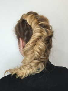 summer beauty trends 2016 - double fishtail braid