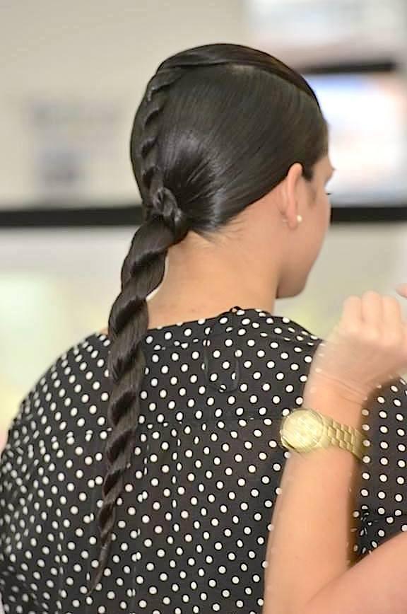 summer beauty trends 2016 - rope braids