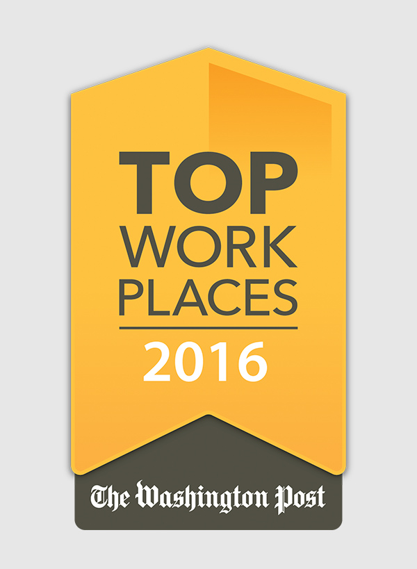 Washington Post – Top Work Places 2016