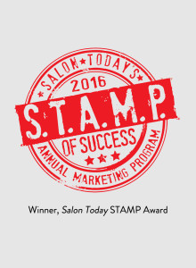 Progressions Salon Spa Store - Stamp 2016