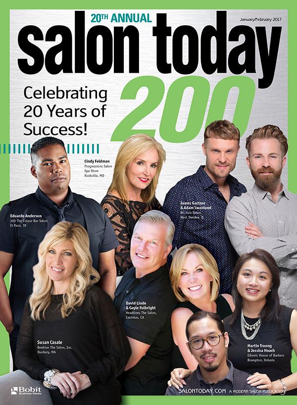 Salon Today 200 2017