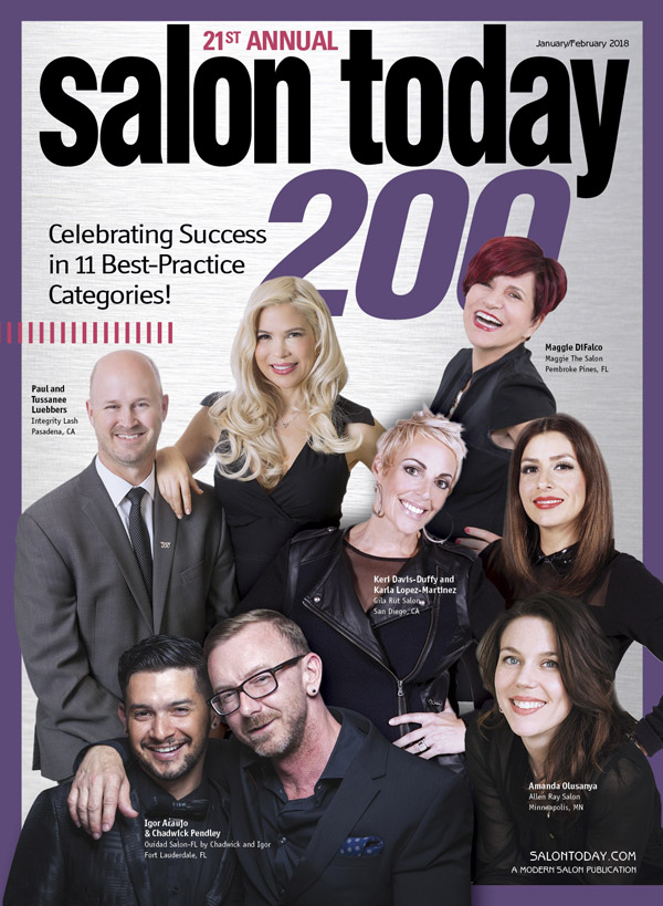 Salon Today 200 2018