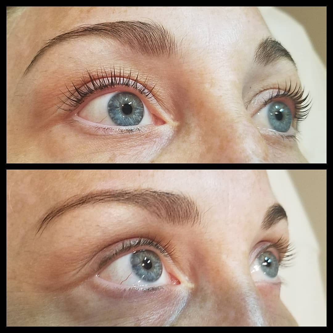Lift, tint & extend to achieve your lash goals with us