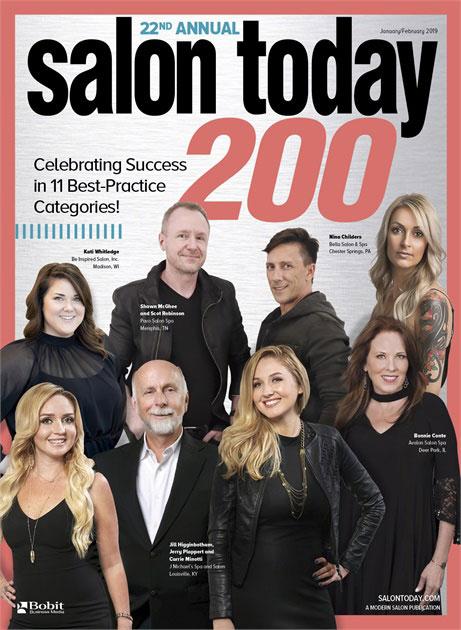 Salon Today 200 2019