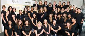 Progressions Salon Spa Store - Team Header