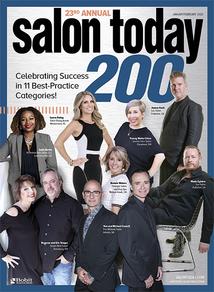 Salon Today 200 2020