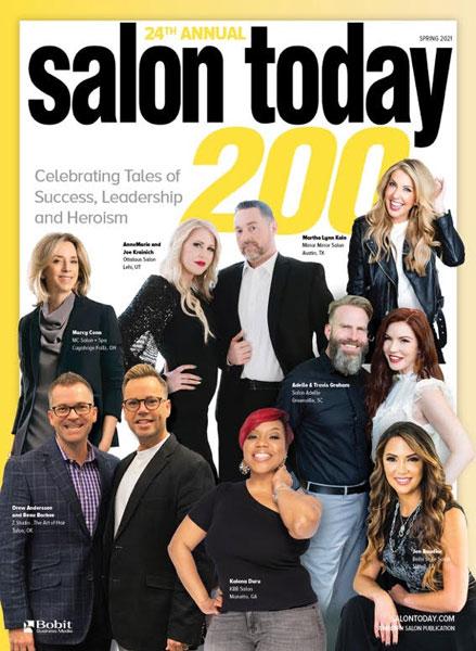 Salon Today 200 2021