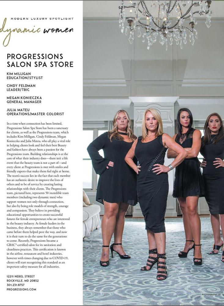Modern Luxury – Dynamic Women 2021